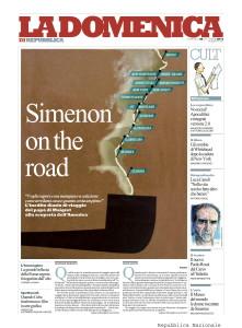 Cover La Domenica 2013.09.29
